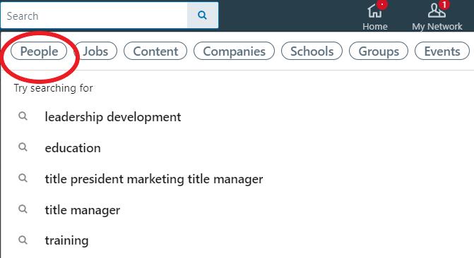 tutorial to linkedin advanced search