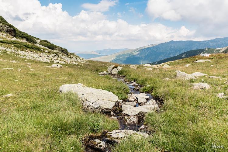 Vedere spre nord din zona lacurilor, foto Marius
