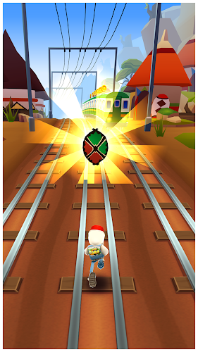 Subway Surfers Kenya - screenshot