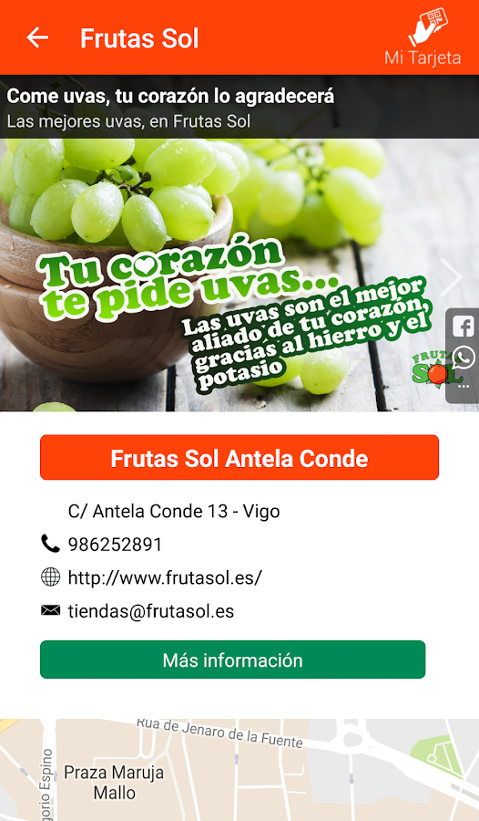 Frutas Sol- screenshot