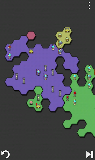 Antiyoy android2mod screenshots 3
