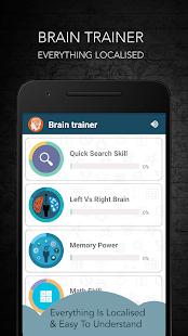 Brain Training - náhled