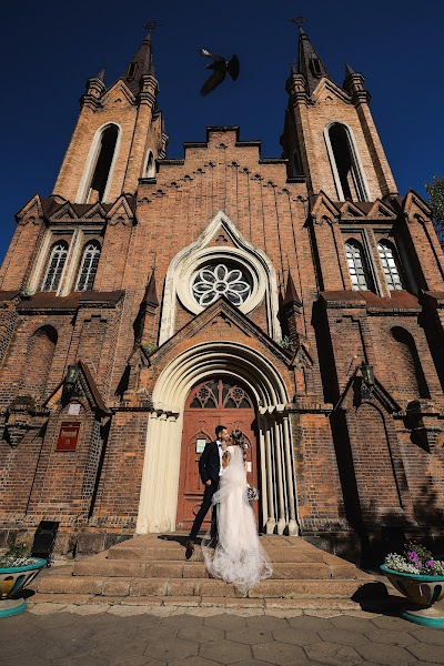Wedding photographer Tikhomirov Evgeniy (Tihomirov). Photo of 05.01.2018