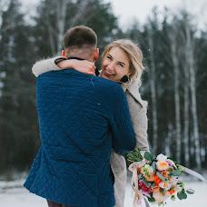 Wedding photographer Anastasiya Gusarova (Effy). Photo of 17.04.2017