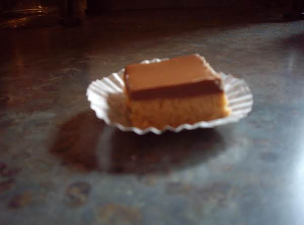 Ciao Bella Peanut Butter Cup Squares Recipe