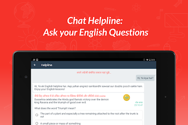 Hello English: Learn English APK screenshot thumbnail 24