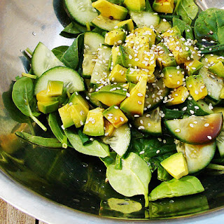 Spinach Salad With Rice Wine Vinegar Dressing Recipes
