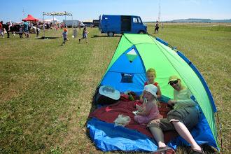 Photo: Kids day at Brno's Airport.