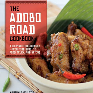 Garlic Vinegar Dipping Sauce from 'The Adobo Road Cookbook'.