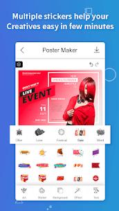 Poster Maker, Flyers, Banner, Ads, Card Designer 7