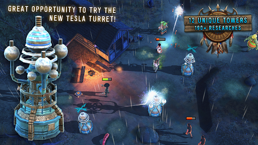 Last Hope TD - Zombie Tower Defense with Heroes 3.32 screenshots 5