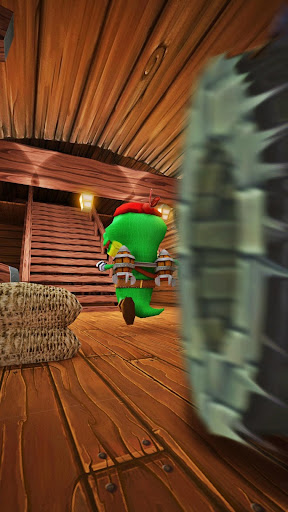 Pirate Runner - Bumpy Dasher