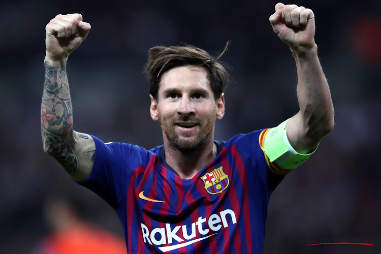 Aymeric Laporte se moque de la rumeur Lionel Messi à Manchester City