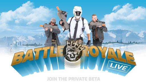 Battle Royale Live!  captures d'écran 1