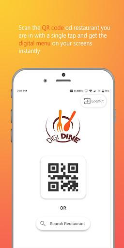 DigiDine 1.3.1 screenshots 1