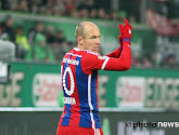Rechute pour Robben, hospitalisation pour Lewandowski