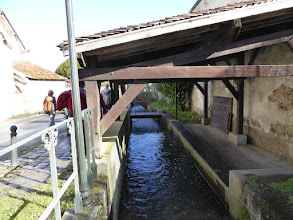Photo: lavoir d'en bas (Coupvray)