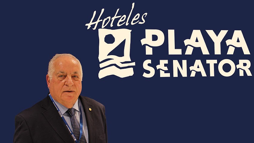 José María Rossell, presidente de Senator Hotels.