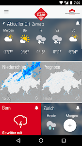Wetter-Alarm® screenshot 0