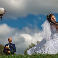 Wedding photographer Vladimir Ezerskiy (Dokk). Photo of 01.08.2017