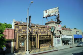 Photo: Fairfax Avenue Hollywood