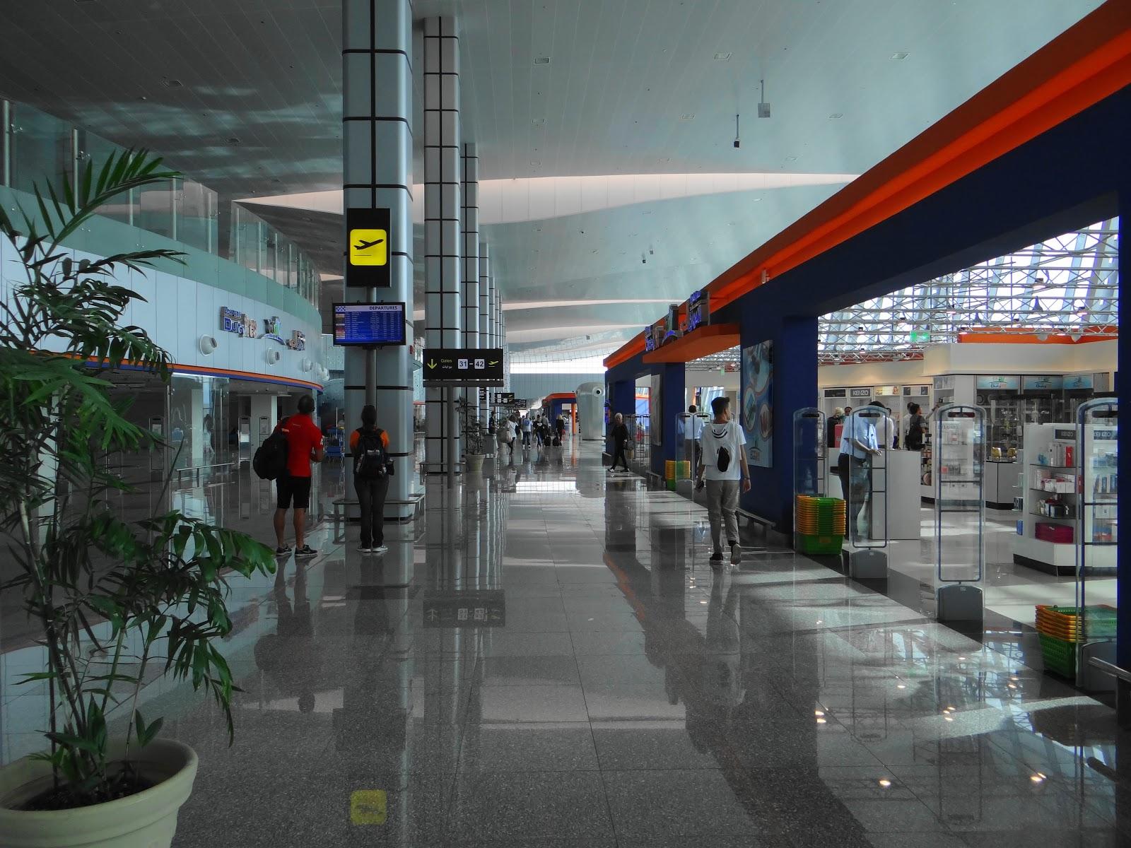 Аэропорт Хургады (HRG): новый терминал