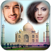 Download Taj Mahal Frames Collages APK to PC