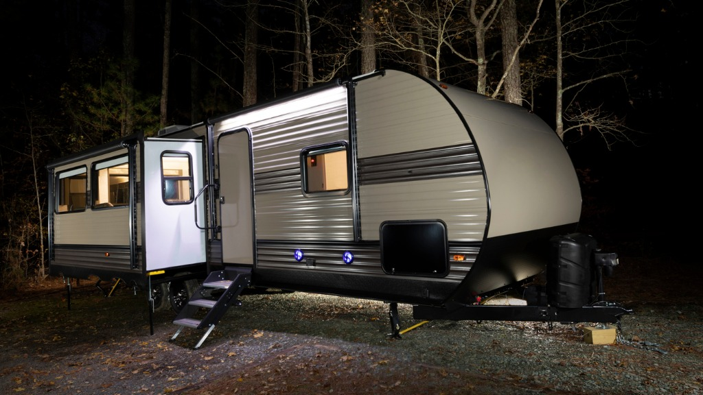 Ask lots of questions when buying a used camper