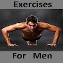 Exercises For Men (NEW-2016) icon