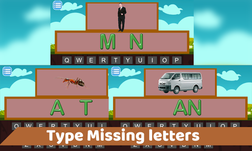 Type To Learn - Kids typing games 1.5.1 screenshots 5