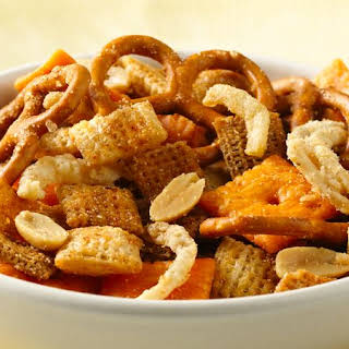 Steakhouse Chex Mix.