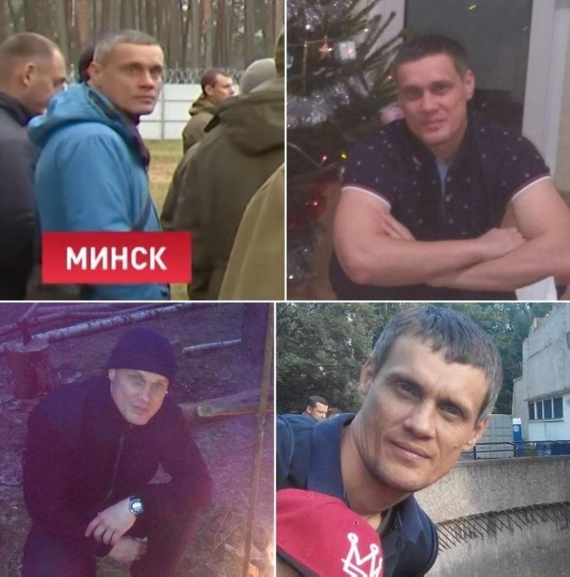 Идентификация Дмитрия Анцупова посредством сравнительного анализа извлечения видеозаписи СТВ с фотографиями из его аккаунтов в социальных сетях