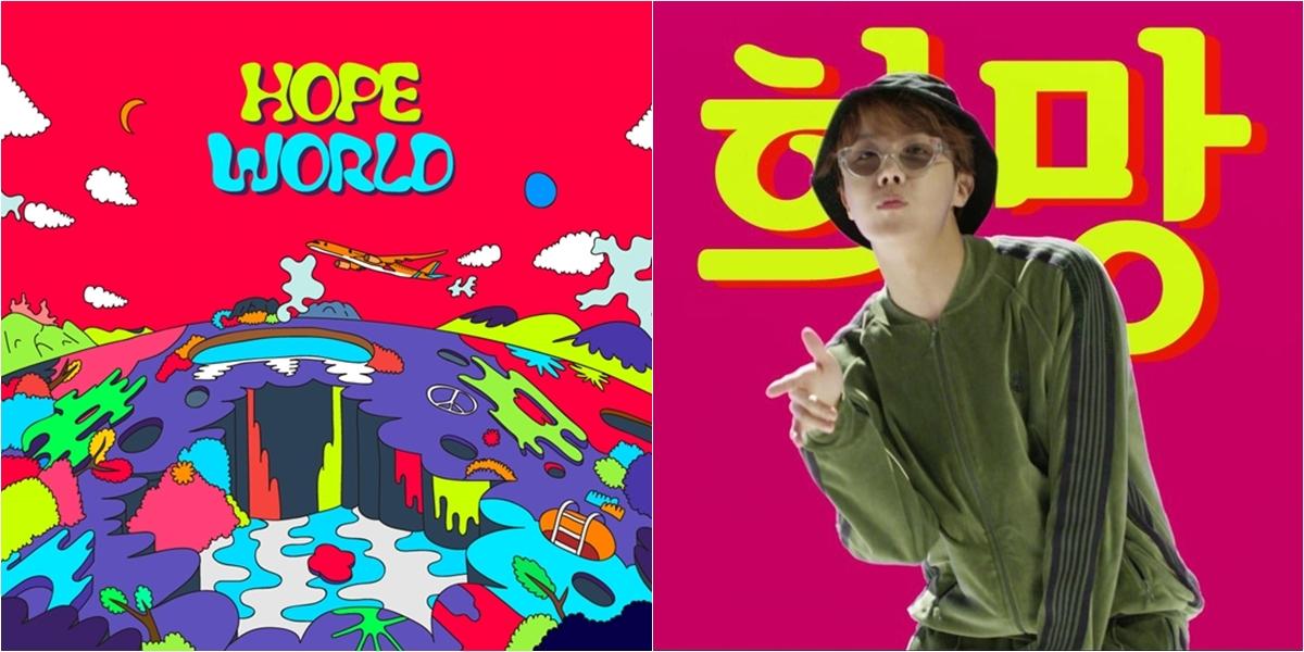 Sau một năm ra mắt, MV 'Daydream' của J-Hope (BTS) đã đạt 100 lượt xem trên Youtube ảnh 0