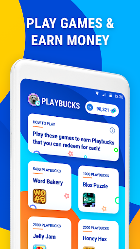 PlayBucks - Play Games, Earn & Win Prizes Daily - screenshot