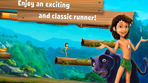Jungle Book Runner: Mowgli and Friends 1.0.0.8 screenshots 3