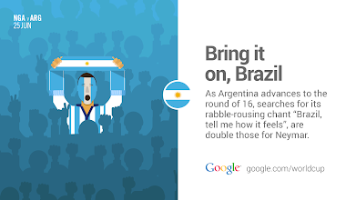 Photo: Singing their way to victory? #GoogleTrends