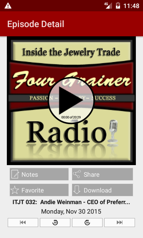 Inside The Jewelry Trade Show- screenshot
