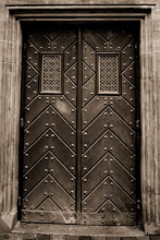 Photo: The back door for #doorsday , curated by +André Roßbach.  I wish you all nice evening!  Deep Purple - Knocking At Your Back Door