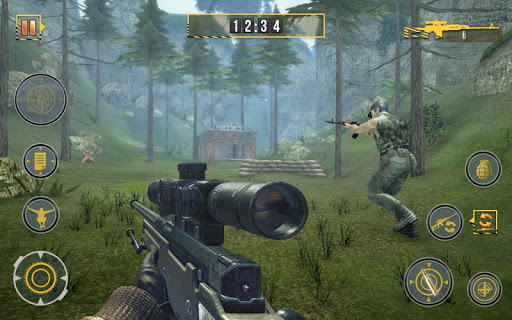 Fort Squad Battleground - Survival Shooting Games apkpoly screenshots 8