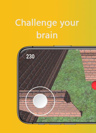 Maze game 3D - Maze Runner Labyrinth puzzle 10 Cheat screenshots 3