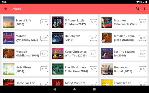 The Tabernacle Choir screenshot 14