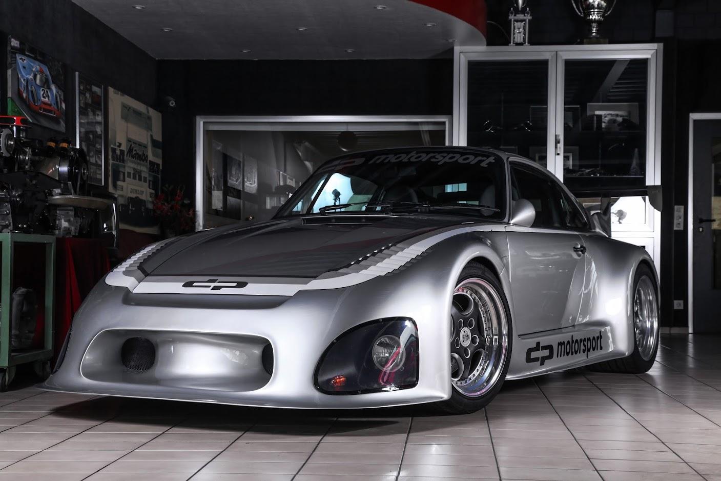 Porsche 935 DPIII DP Motorsport
