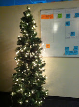 Photo: Our Web Dev department's very own tree :)