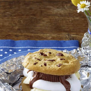Peanut Butter Banana S'mores.