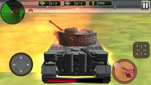 坦克戰的世界的使命