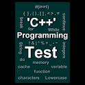 C++ Programming Test icon