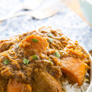 Slow Cooker Chicken and Sweet Potatoes