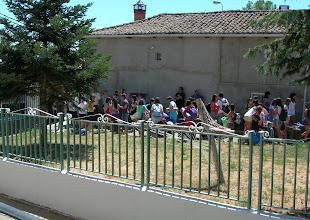 Photo: Boletín 119 - Despedida del campamento