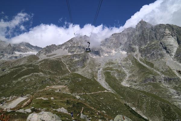 Le rocce del Monte Bianco di Alexbarbi