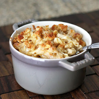 Classic Baked Macaroni and Cheese.